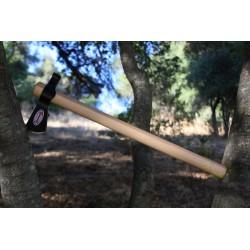 Hache Tomahawk Cold Steel Trail Hawk Axe Carbone 1055 Hickory Handle CS90TH - Livraison Gratuite