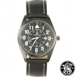 SMITH & WESSON Montre Civilian Watch - W6063 - aiguilles et chiffres Luminescents