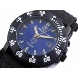 Smith & Wesson Montre Police Watch - SWW455P - Bracelet Nylon