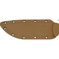 RAT Cutlery/ESEE étui Coyote Brown Molded Sheath pour RAT-6 - ES60CB - Etui Rat Cutlery ESEE MODEL 6