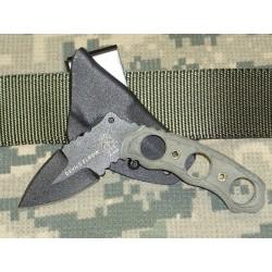 Tops Devil's Elbow XL Karambit Couteaux TOPS KNIVES Acier Carbone 1095 Micarta Made In USA TPDEV01 - Livraison Gratuite