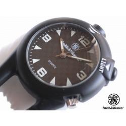 Montre Smith&Wesson S&W carabiner watch black Military watch SWW36BLK - Livraison Gratuite