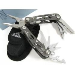 Pince Outils Gerber Suspension Multi-Tools Ciseaux, Couteau, Tournevis Etui Nylon G1471 - Livraison Gratuite