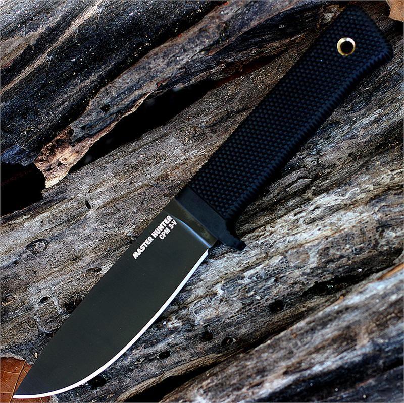Couteau Cold Steel Master Hunter Acier CPM 3-V