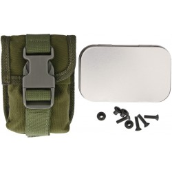 Pochette Etui Accessory Pouch OD Green ESEE Model 5 or 6 hard sheath ES52POUCHOD - Livraison Gratuite
