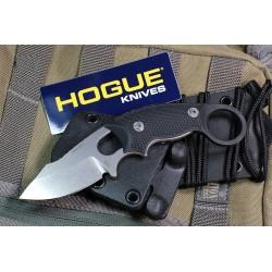Couteau Karambit Hogue Ex-F03 Clip Point Acier 154CM Manche G-10 Etui Fibre de Nylon Made USA HO35339 - Livraison Gratuite