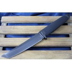 Sabre De Samourai Cold Steel Master Tanto Lame Acier CPM 3-V Manche Kraton Etui Secure-Ex CS13QBN - Livraison Gratuite