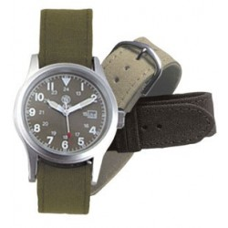 MONTRE SMITH&WESSON BLACK FACE SWW1464OD Military