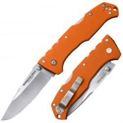 Couteau Cold Steel Working Man Lame Acier 4116 Manche GFN Tri-Ad Lock CS54NVRY - Livraison Gratuite