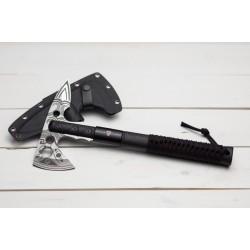 Hache Browning Wihongi Signature Tomahawk Lame Acier 420 Manche Abs/Paracorde Etui BR193BL - Livraison Gratuite