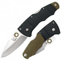 Couteau Cold Steel Grik Lame Acier AUS-8 Manche Black GFN Tri Ad-Lock CS28E - Livraison Gratuite