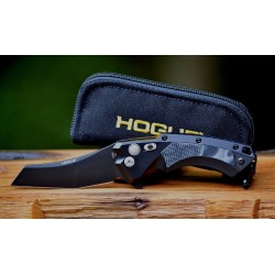 Couteau Hogue X5 Wharncliffe Lame Acier 154CM Manche Aluminium/G-Mascus Made USA HO34569 - Livraison Gratuite