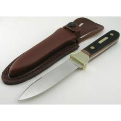 Couteau de Botte Schrade Old Timer Boot Knife Acier Carbone/inox Manche Delrin SCH162OT - Livraison Gratuite