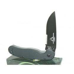 Couteau ONTARIO ON8847 RAT1 SERRATED