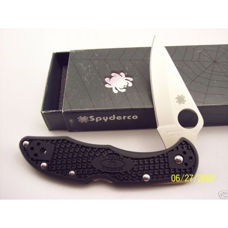 Couteau SPYDERCO Delica4 - SC11PBK