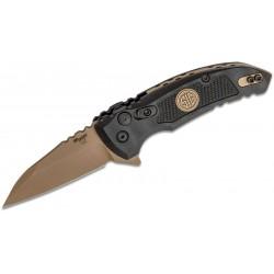 SIG16160 Couteau SIG X1-MicroFlip Emperor Scorpion Lame Acier CPM-154 Manche G10 Handle Brise Vitres USA - Livraison Gratuite