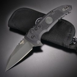 SIG16162 Couteau SIG X1-MicroFlip Button Lock Lame Acier CPM-154 Manche G10 USA - Livraison Gratuite