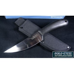 CS20RBC Couteau COLD STEEL ROACH BELLY Lame Acier German 4116 Etui Cordura