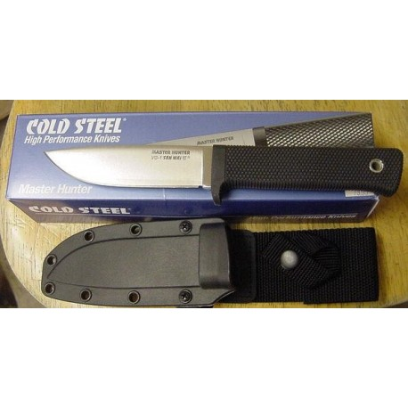 COUTEAU CS36JS - Cold Steel Master Hunter Stainless SAN MAI III