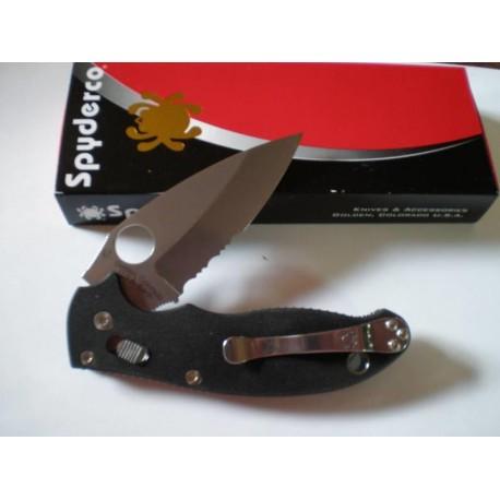 Couteau SC101GPS2 SPYDERCO MANIX 2 154CM