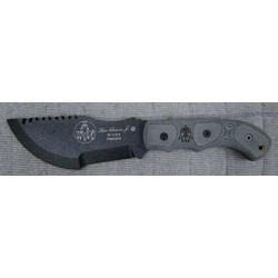 COUTEAU TOPS KNIVES TRACKER - TPT010 TOPS TOM BROWN TRACKER SERIALIZED MACHETTE TACTICAL USA