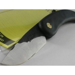 Couteau Piémontais Svord Peasant Knife Lame Acier Carbone Manche Abs Made In New Zealand SV133 - Livraison Gratuite