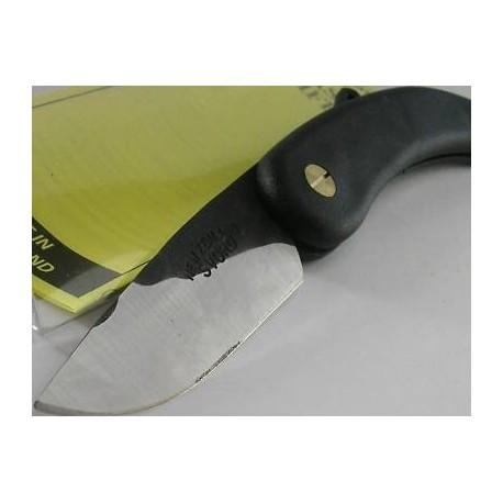 """Couteau PIEMONTAIS SV133 de NOUVELLE ZELAND Carbone SVORD """"PEASANT"""" KNIFE"""