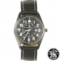 SMITH & WESSON Montre Civilian Watch - W6063 - aiguilles et chiffres Luminescents