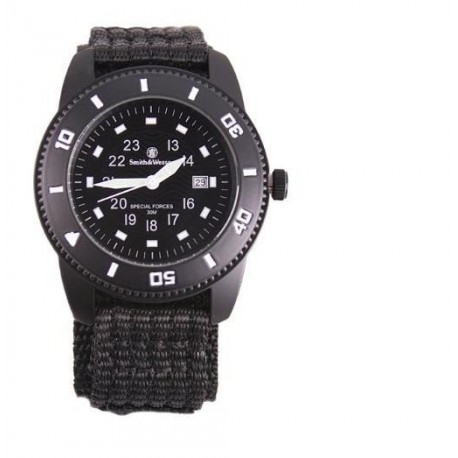 Smith & Wesson Montre Commando Watch - SWW5982 - Bracelet nylon