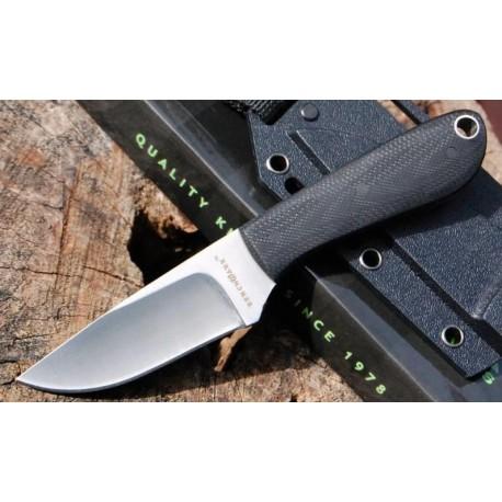 Couteau de COU Benchmark Acier Carbon 1095HC BMK001