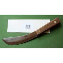 Couteau De Survie Buskcraft Skinner + Etui Acier Carbone Made In USA SKINNER ONTARIO OLD HICKORY OH71 SH913- Livraison Gratuite