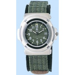 Smith&Wesson Montre Field Watch Olive Drab - SWW11OD - Bracelet Nylon
