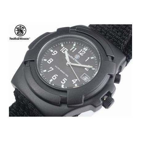 SMITH&WESSON Montre Men's Lawman Watch - SWW11BG - Montre homme S&W