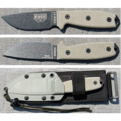 RC3MILP ESEE / RAT Cutlery RC-3MIL Made In USA - Couteau de Combat ESEE