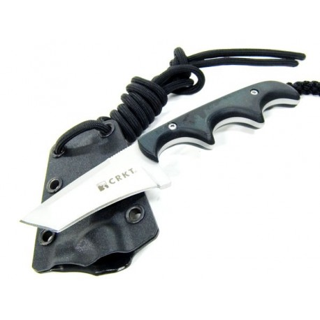 COUTEAU CRKT CR2386 Folts Minimalist Tanto Fixed Blade