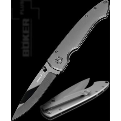 Couteau Boker Plus Anti-MC CERAMIC & TITANE 01BO035 BOP035 - Couteau lame en céramique