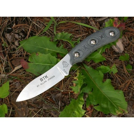 Tops Bird and Trout Knife - COUTEAU TOPS KNIVES TPBTK02 - Couteau de Combat Made In USA