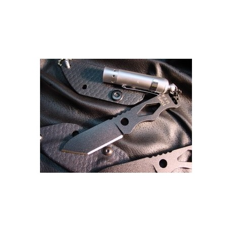 Tops Chico with LED - TPCHI01 - Couteau Tops Knives Chasse Tactical - Couteau de combat Made In USA