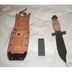 COUTEAU ON499 ONTARIO AIR FORCE SURVIVAL SURVIE BOWIE Couteau de combat Made In USA