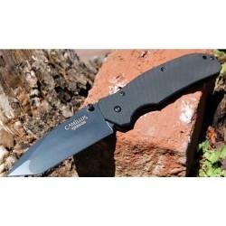 COUTEAU de Combat Camillus 8.25 Ti Folding Knife Acier VG10 Manche G10 CM18672