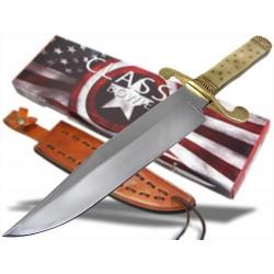 GROS Couteau CHASSE BOWIE de BANDIDOS Frontier Series PA3262 - LIVRAISON GRATUITE