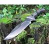 Schrade Extreme Survival Knife SCHF3N - COUTEAU SCHRADE COMBAT SURVIE