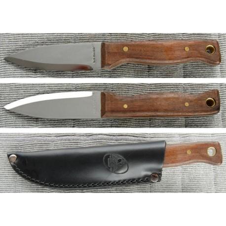 Couteau Condor Bushlore Knife Rando Survie Chasse Lame acier 1075 CTK23243HC