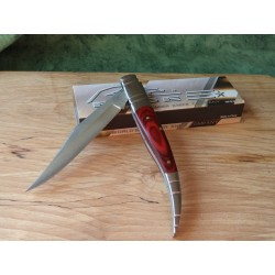 COUTEAU Canif Reproduction Cuchillo Espagnol Manche Bois Acier 440 CN2106635 - LIVRAISON GRATUITE