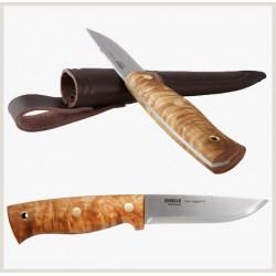 Couteau Helle Temagami SurvivorMan Acier Sandvick Made in Norway H300 - Livraison Gratuite