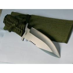 Couteau RANDO CAMPING CN210668 Tactical de Brousse