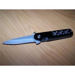 Lot de Couteaux Speed Assisted Folder 3 Dagues Cran d'arret M3255 - Livraison Gratuite