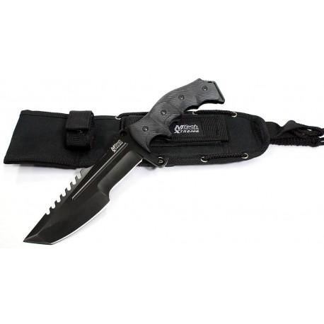 Couteau de Survie M-Tech Xtreme Tactical Fighting Knife MTX8054 - Livraison Gratuite