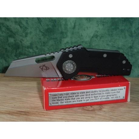 """Couteau Mantis Pit Boss 3 1/2"""" clos Acier CPM-440V G-10 Handle MANMT9 - Livraison Gratuite"""