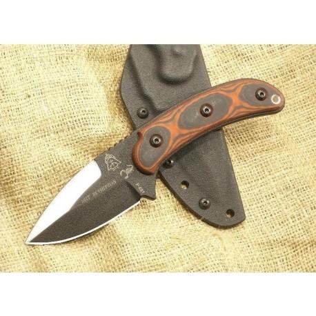 Couteau de Combat TOPS Sgt Scorpion SGTS-001 Acier Carbone 1095 TOPS KNIVES Made In USA TPSGTS01 - Livraison Gratuite